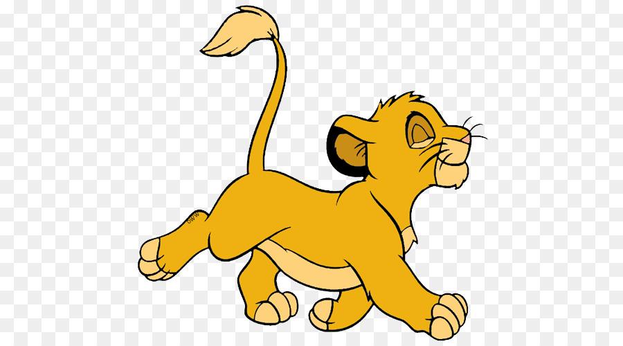 Simba Nala En El Rey León Mufasa Cicatriz - el rey león png dibujo ...