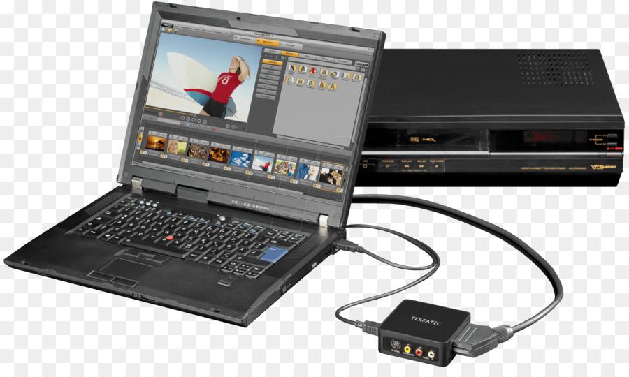SCART Video capture USB Frame grabber RCA connector - Analogue png ...