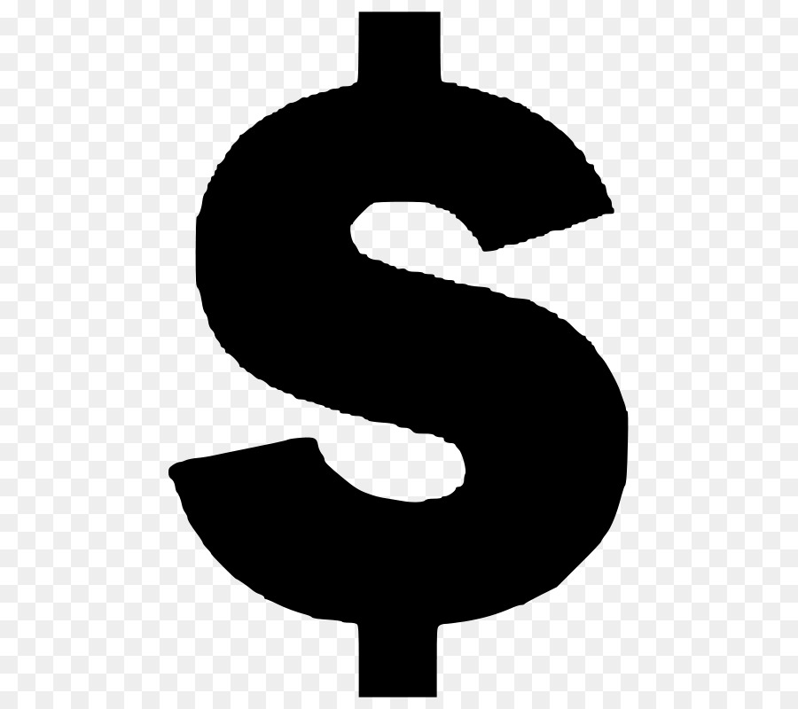 Currency Symbol Dollar Sign Money Clip Art Bank Png Download 800