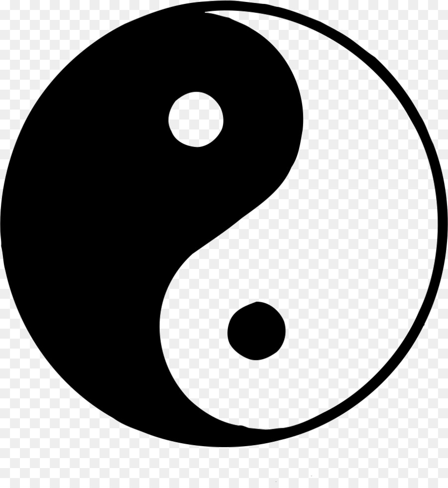Creative Arts Pianistry Symbol Concept Taiji Yin Yang Tai Chi Png