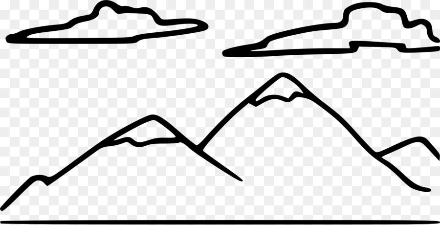 windows metafile clip art mountains clipart png download 2400 rh kisspng com mountain scene clipart black and white mountain range clipart black and white