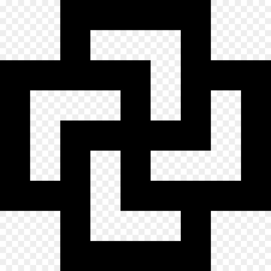 Finnish Paganism Swastika Symbol Slavic Native Faith Symbol Png