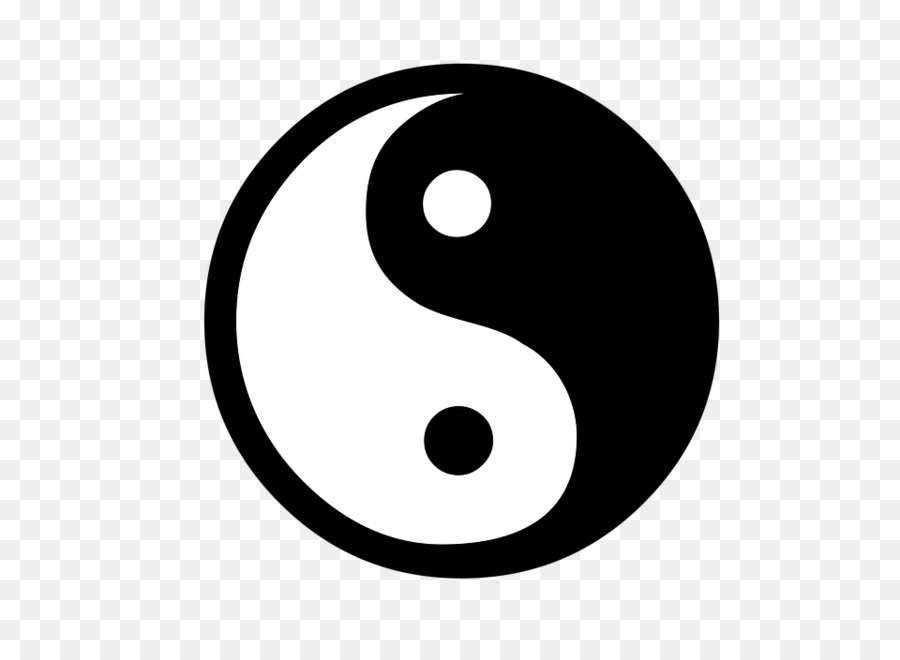 Yin And Yang Taijitu Feng Shui Love Yin Yang Tai Chi Png Download