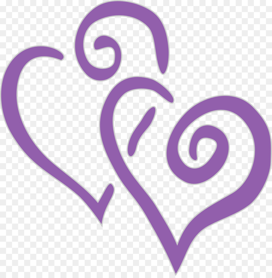 Heart Computer Icons Clip Art Double Heart Png Download 1894