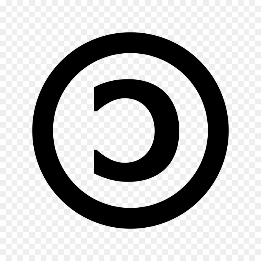 Sound Recording Copyright Symbol All Rights Reserved Clip Art