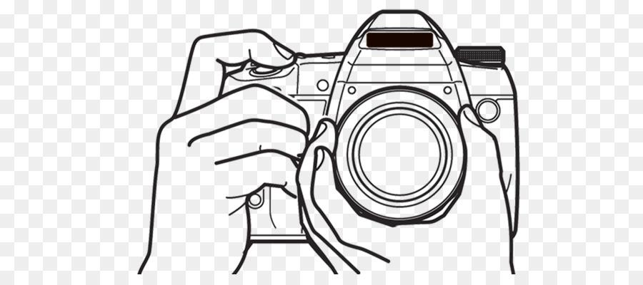 Drawing Camera Canon Photography Sketch Camera Png Download 1286