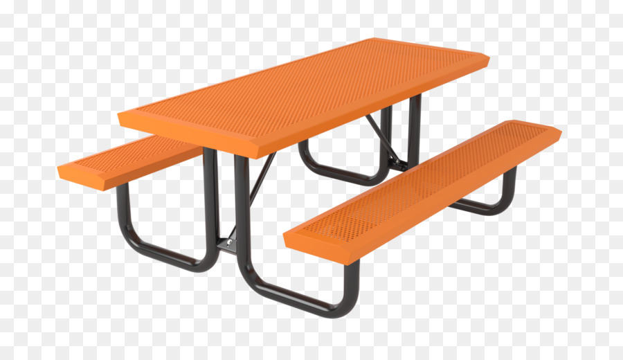 Picnic Table Plastic Garden Furniture Table Png Download - Plastic bench that turns into a picnic table