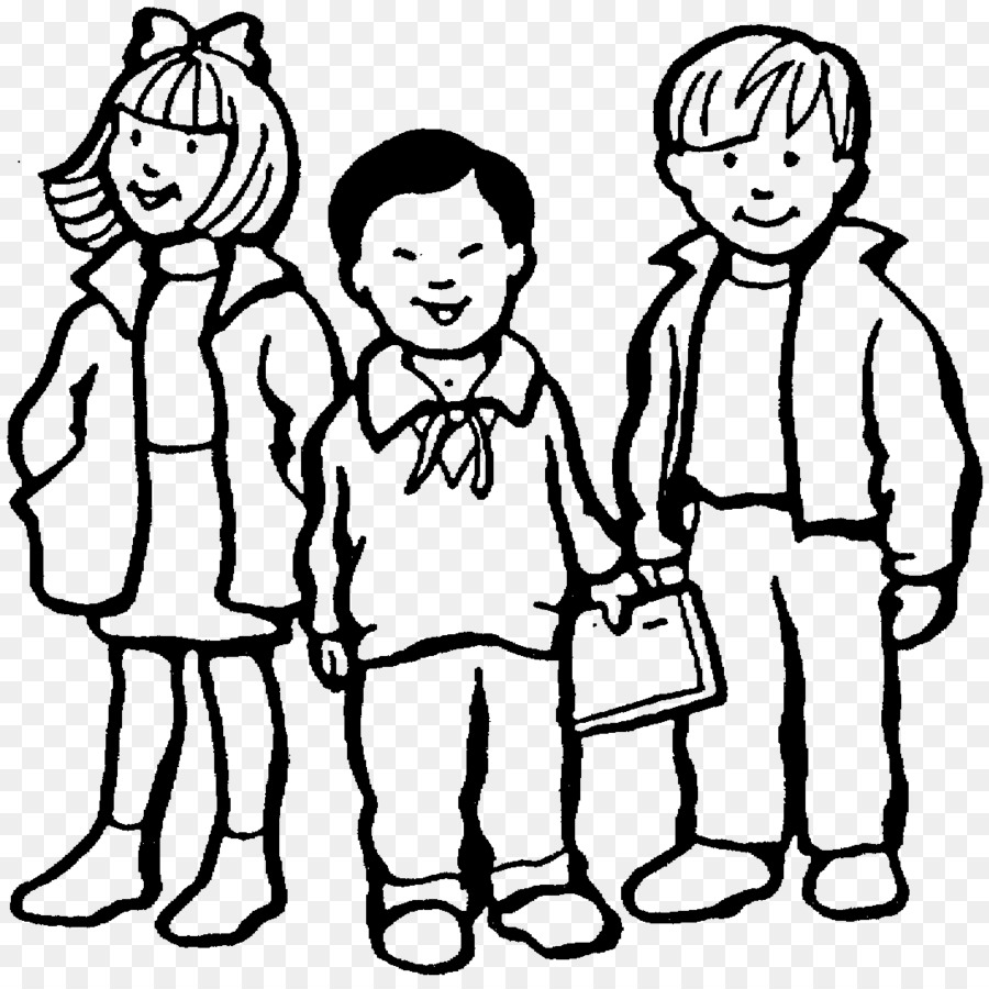 Coloring book Child Infant Puzzle Family - playing together png ...