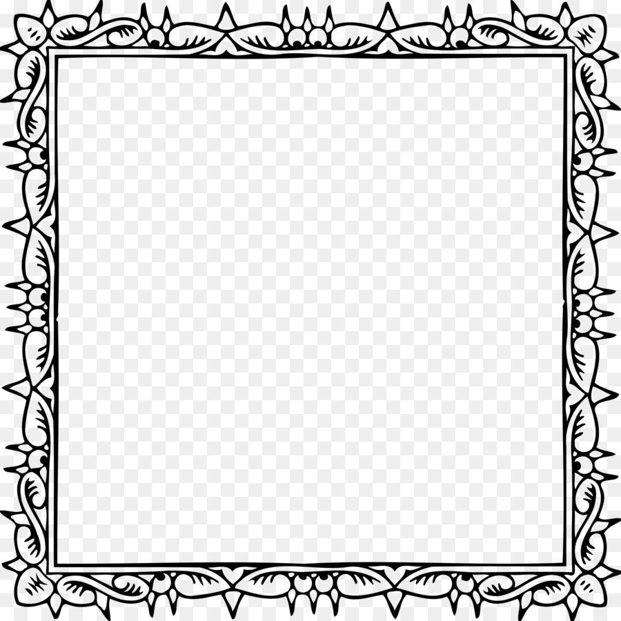 Libro para colorear de la Frontera Clip art - páginas Formatos De ...