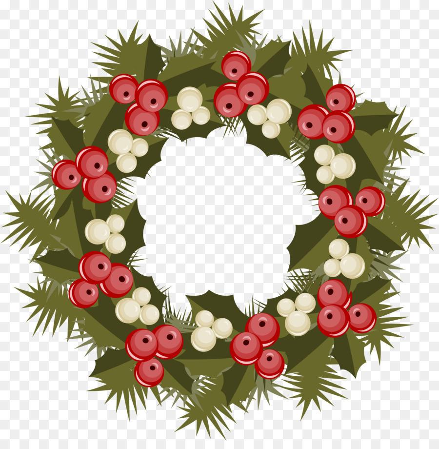 Kissing bough Christmas ornament Wreath - creative christmas wreath ...