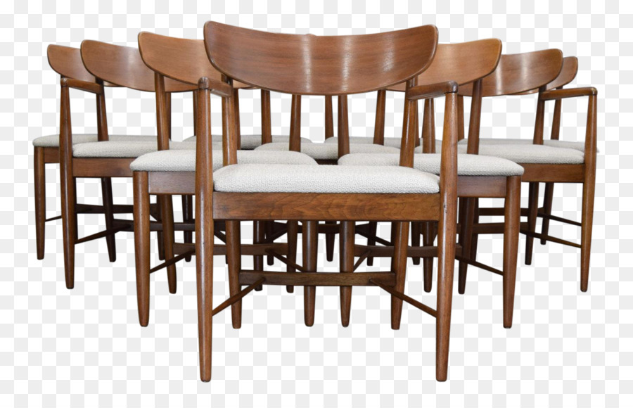 Chair Table Dining Room American Of Martinsville Matbord   Civilized Dining