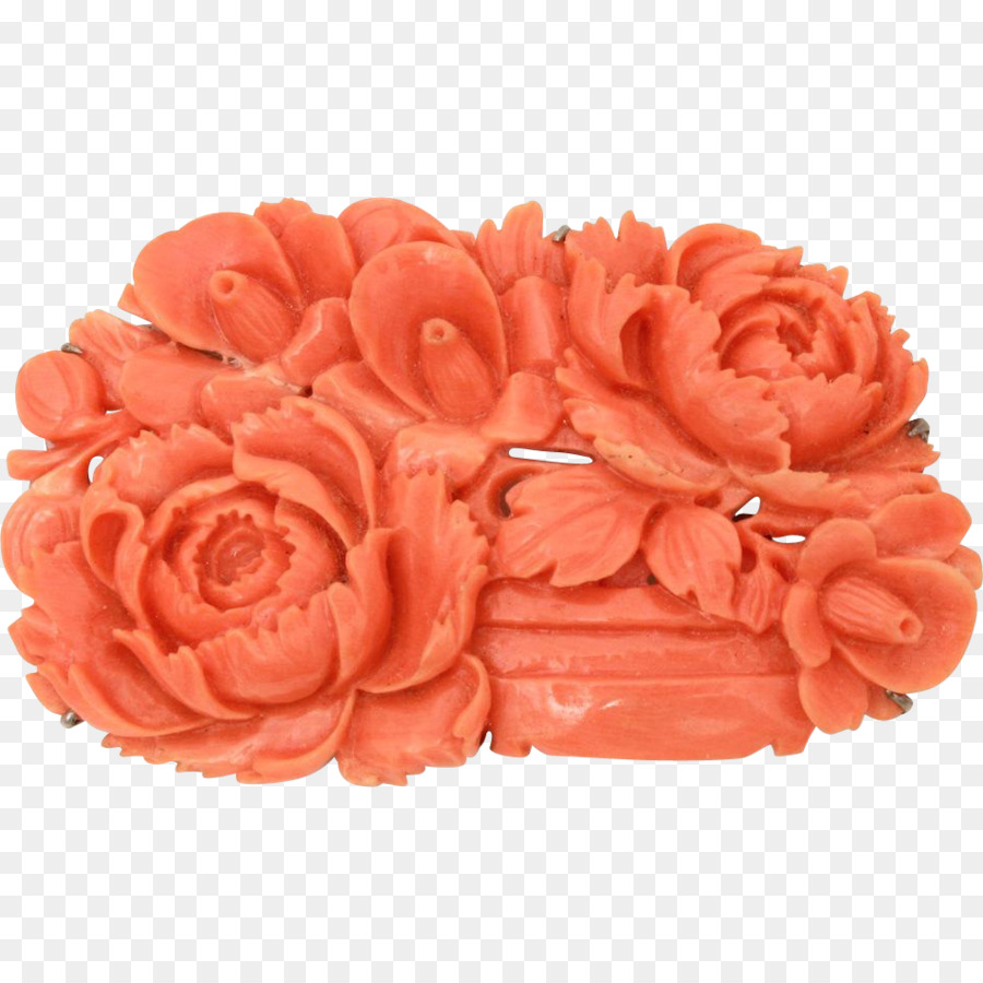 Цветок из остатков ткани