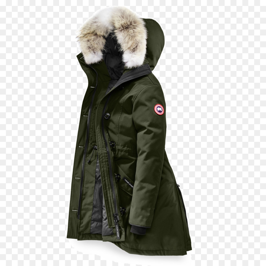 canada goose fur falling out