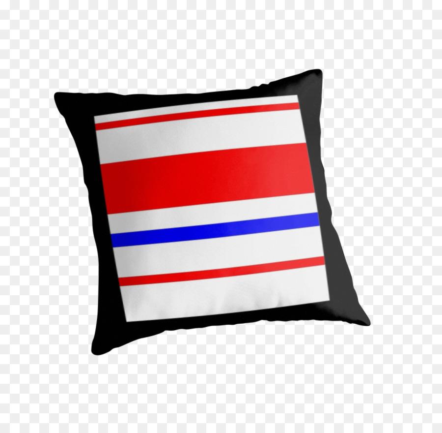 Throw Pillows Cushion Duvet Room Blue Stripes Png Download 875