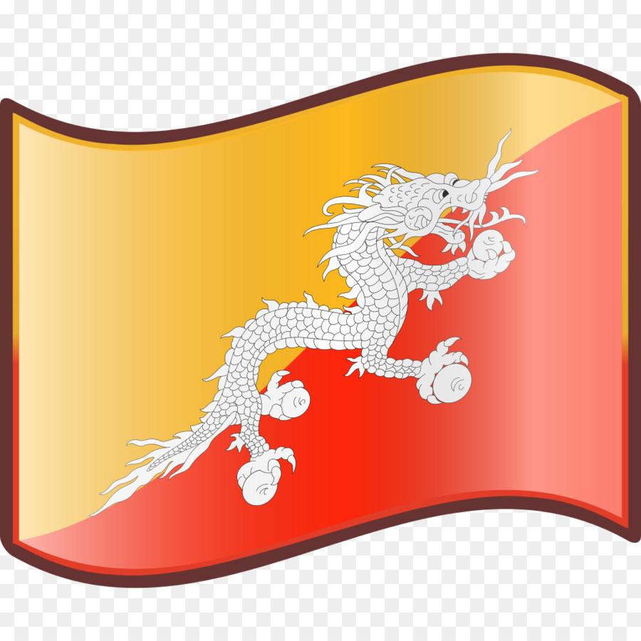 Flag Of Bhutan Doklam National Flag Flag Png Download 10241024