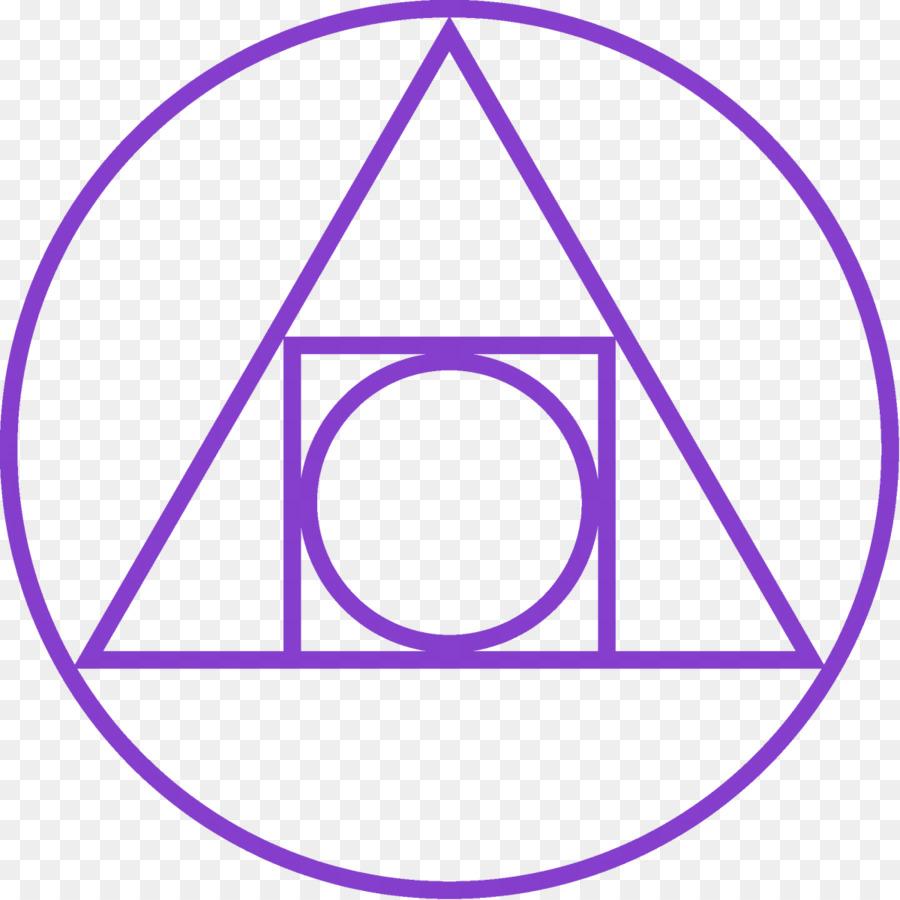 Philosophers Stone Alchemical Symbol Alchemy Symbol Png Download