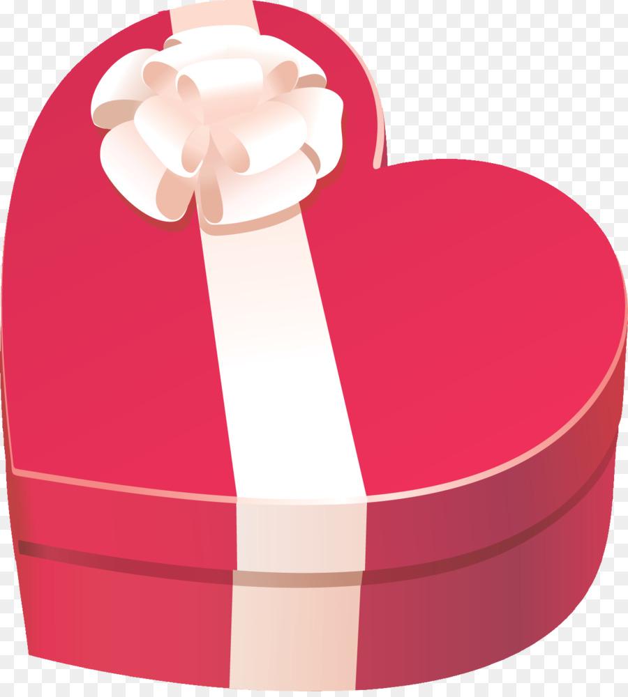 Paper Box Valentines Day Gift