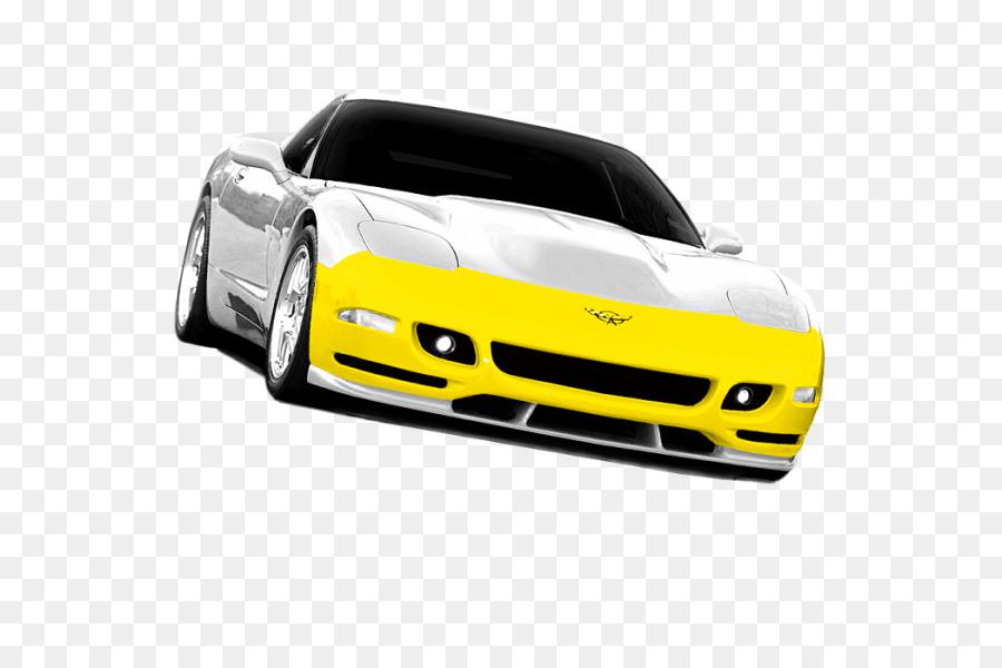 Bumper 2004 Chevrolet Corvette Chevrolet Corvette C5 Z06 Car 1997