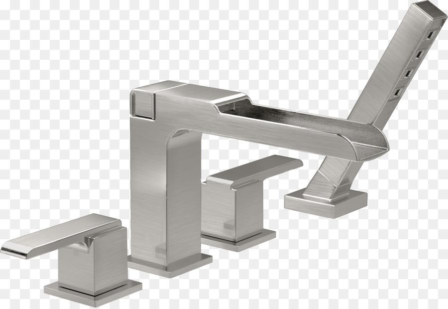 Tap Shower Bathtub Valve Delta Faucet Company Real Faucet Png