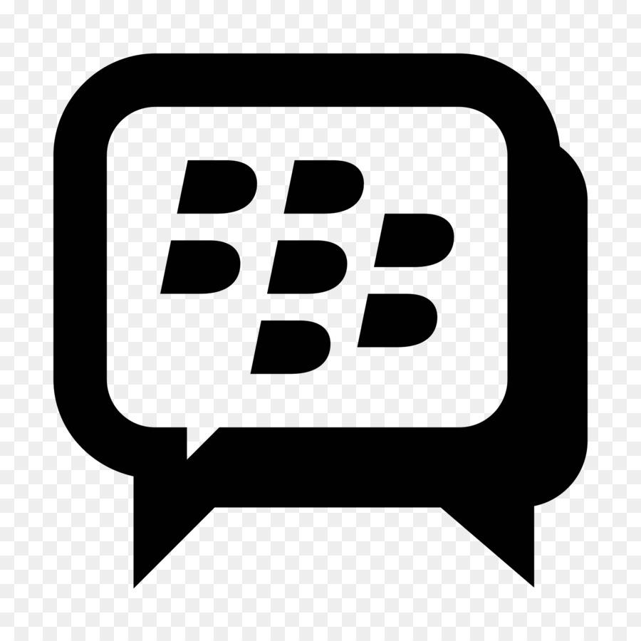Blackberry Messenger Area png download - 1600*1600 - Free