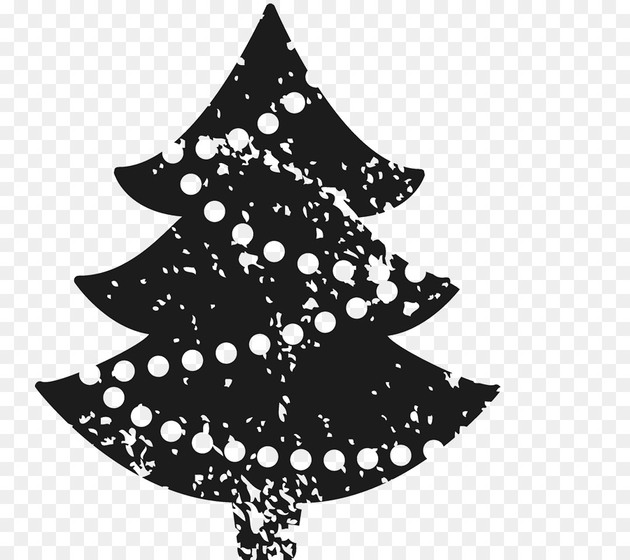 Fir Christmas tree Rubber stamp Postage Stamps - christmas tree png ...