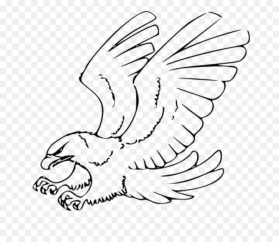 Drawing Cartoon Henery Hawk Clip Art