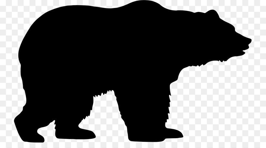 american black bear polar bear grizzly bear clip art bear png rh kisspng com black bear clip art free black bear clip art pictures