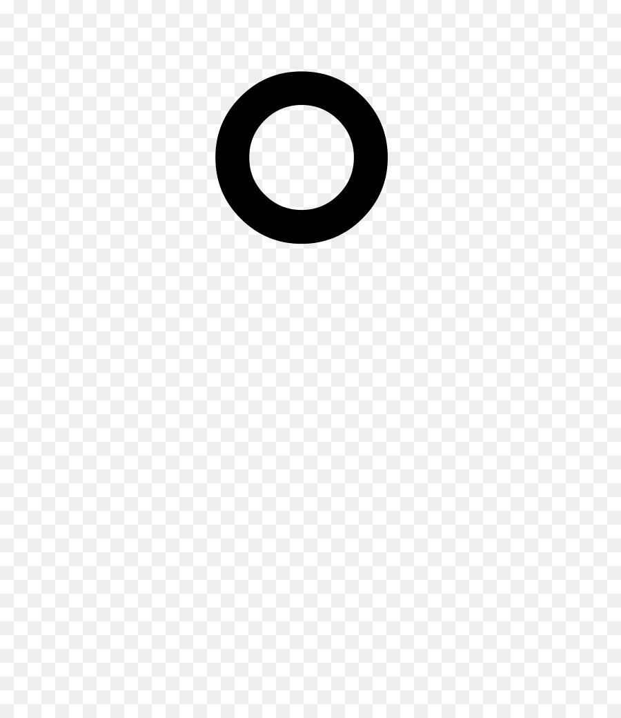 Degree Symbol Circle Logo Computer Keyboard Symbol Png Download