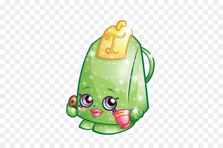 Shopkins Elch Spielzeug Clip Art Avocado Charakter Png