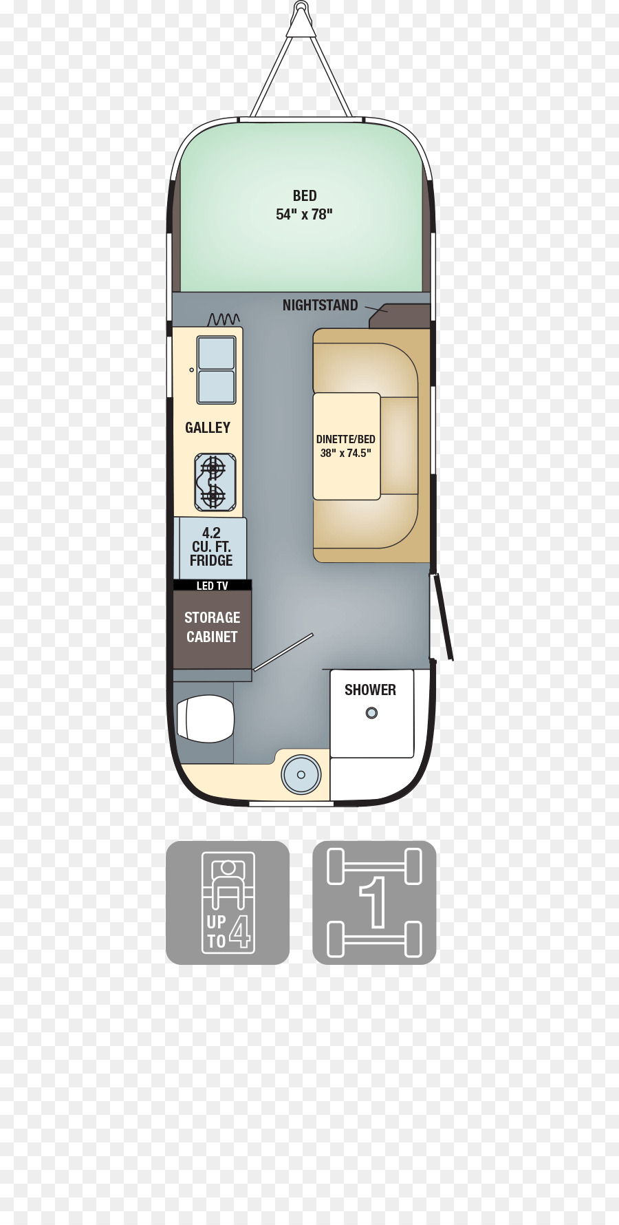 Airstream Floor Plan Caravan Sport Others Download 6251771 Wiring Diagrams