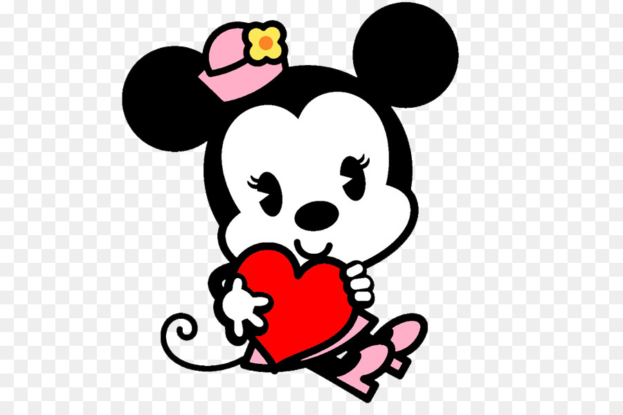 Minnie Mouse Mickey Mouse Daisy Duck Pato Donald De Disney Cuties ...