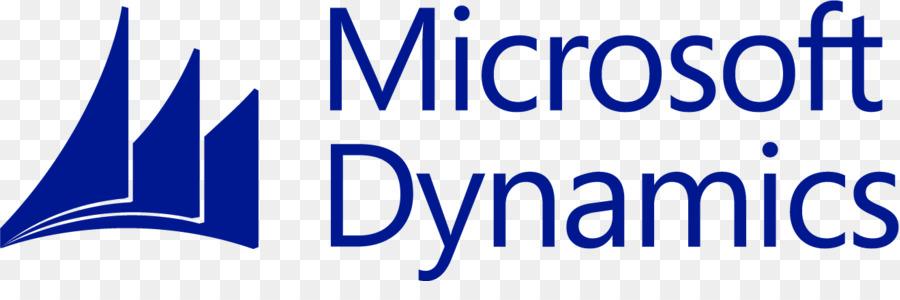 Microsoft Dynamics Blue png download - 1318*412 - Free Transparent