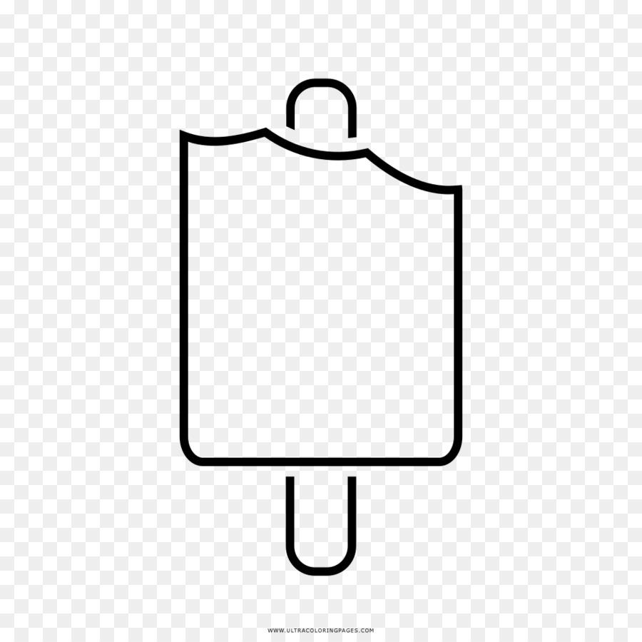 Dondurma Patlamış Mısır Buz çizim Boyama Kitabı Pop Dondurma Png