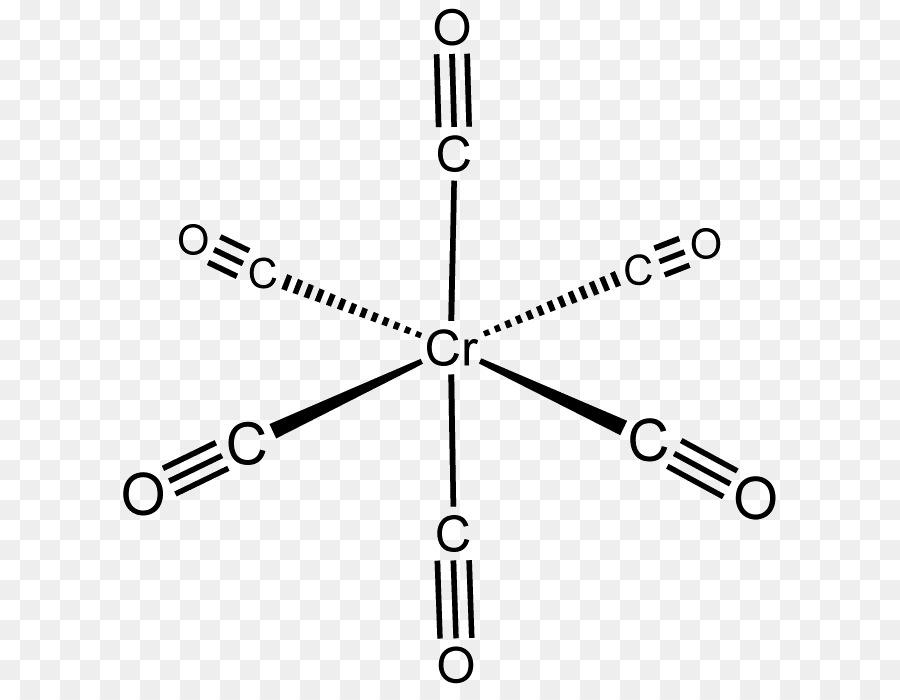 Vanadium Hexacarbonyl Chromium Hexacarbonyl Metal Carbonyl Carbon