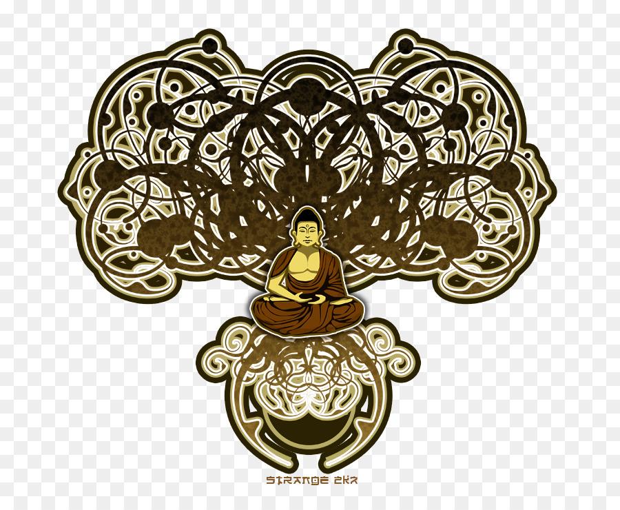 Bodhi Tree Buddhism Tattoo Buddhism Png Download 800729 Free