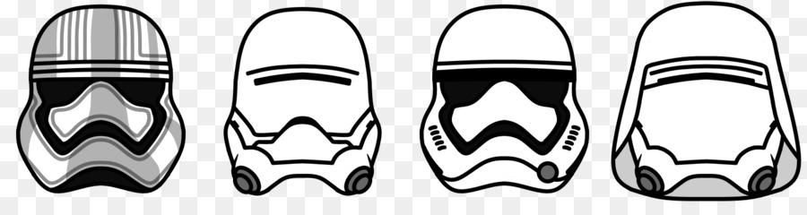Stormtrooper Clon trooper Cascos de Moto de Primer Orden el Capitán ...