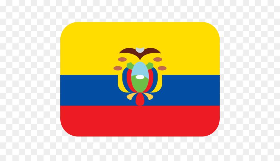 Flag Of Ecuador Emoji National Flag Equador Png Download 512512