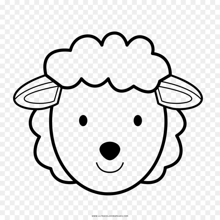 Ovejas Dibujo para Colorear libro Cordero y el cordero - ovejas ...