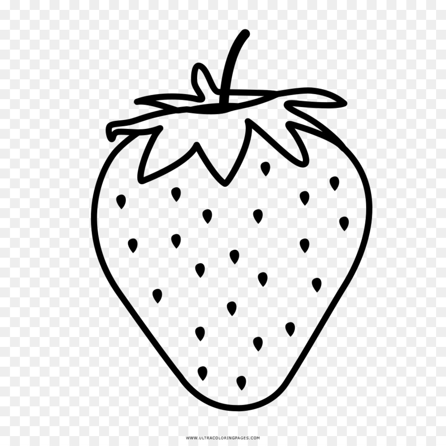 Strawberry Pictures For Drawing