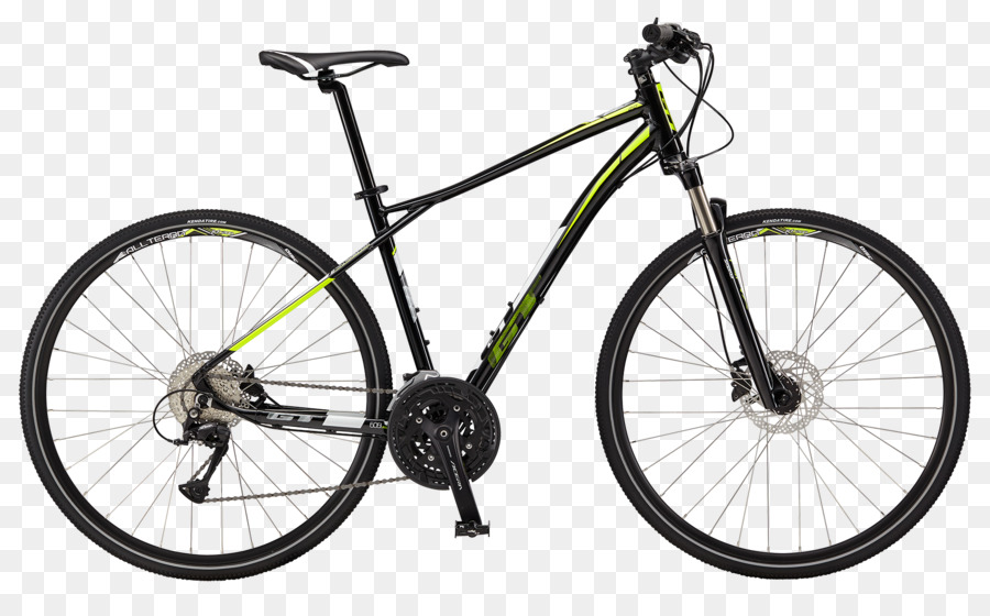 GT Bicycles Hybrid-Fahrrad-Mountainbike-Rennrad - Fahrrad png ...