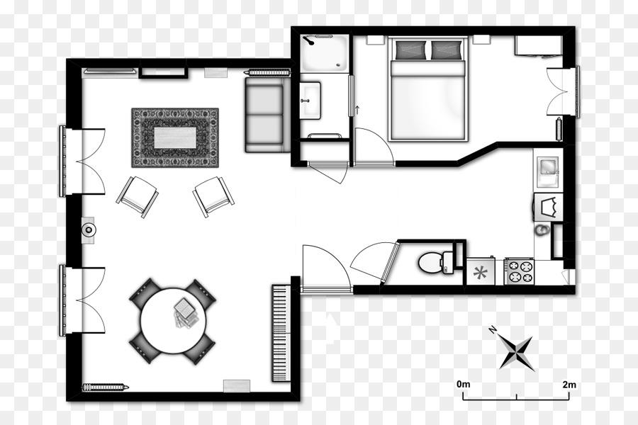 Floor Plan Apartment Paris Square House Png
