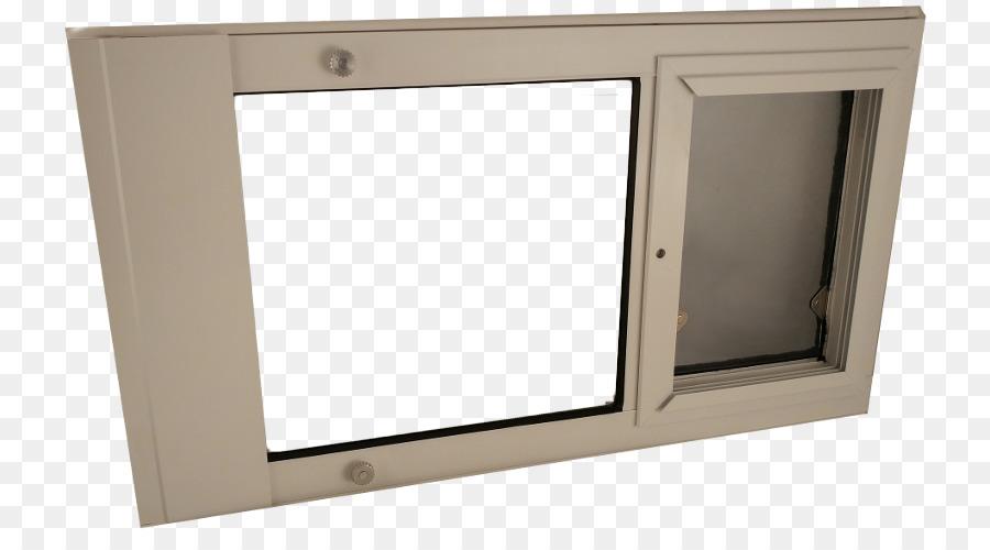 La hoja de la ventana de la puerta para Mascotas Pantallas de ...