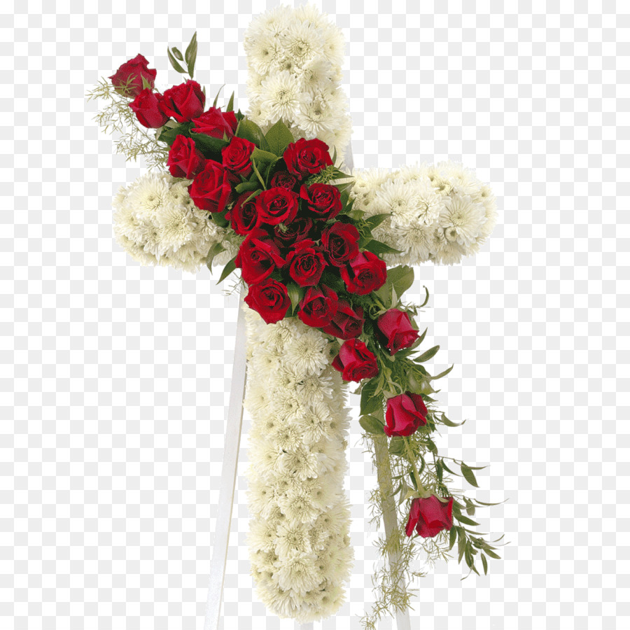 Flower Floristry Morrow Florist Wreath Funeral Flower Png Download