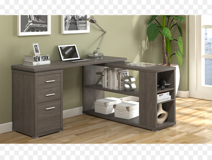 Writing Desk Table Drawer Particle Board   Desk Decoration