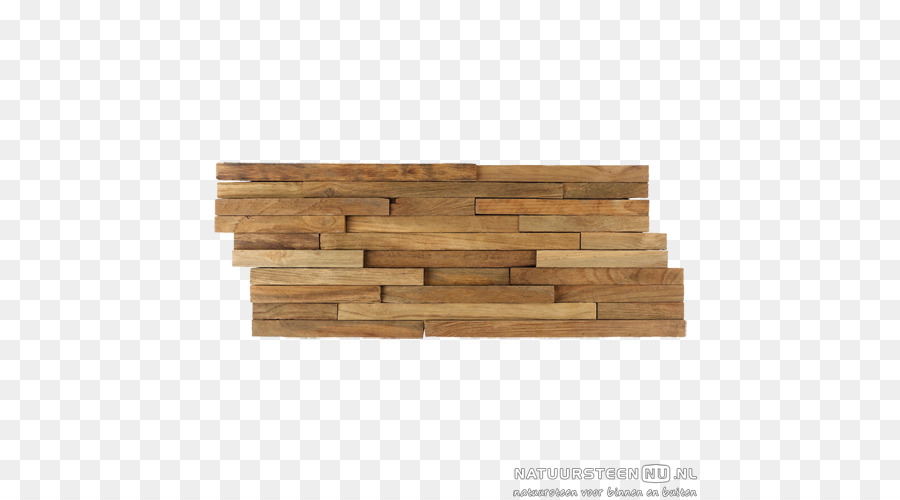 Wall Wood Lumber Cladding Composite Material