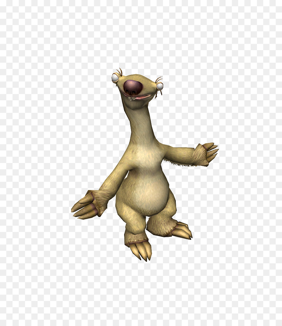 Sid Ice Age Manfred YouTube - ice age png download - 768*1024 - Free ...