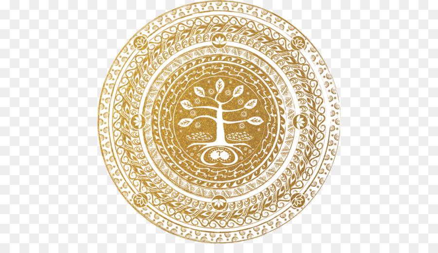 Philippines Mandala Tree Of Life Babaylan Buddhist Mandala Png
