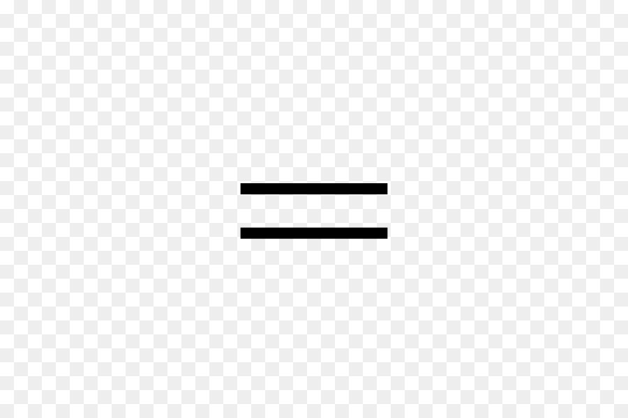 Equals Sign Equality Symbol Equal Sign Png Download 500600