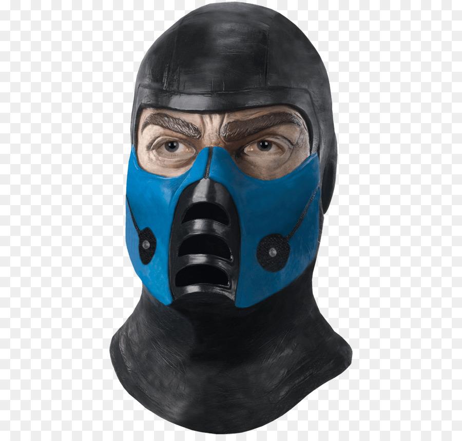 sub zero mortal kombat x scorpion mask halloween costume scorpion