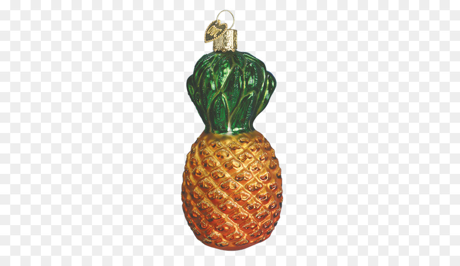pineapple christmas ornament gift christmas tree hand painted signs